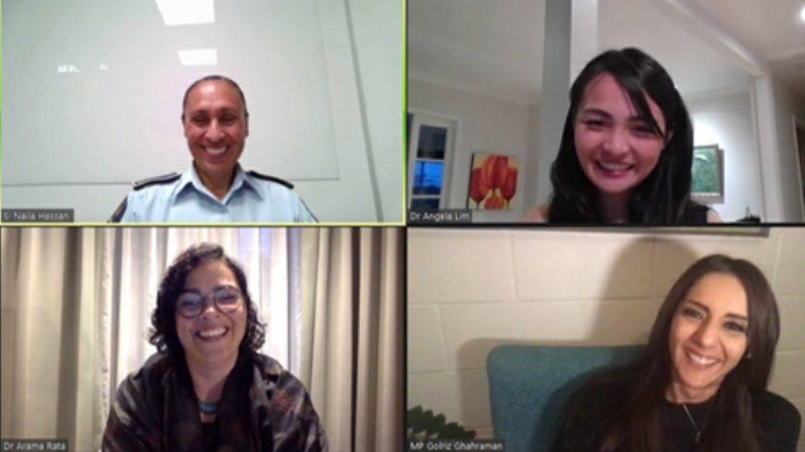 Video - Wāhine in Leadership webinar